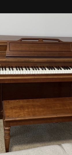 Kohler & Campbell Piano with Bench for Sale in Cumming,  GA