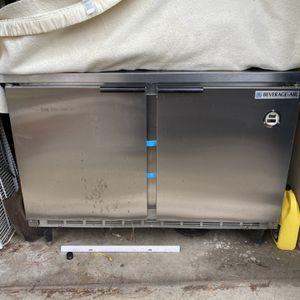 Beverage Air Fridge/Freezer 48in for Sale in Claremont, CA