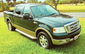 2005 FORD F150 KING RANCH for Sale in San Angelo, TX