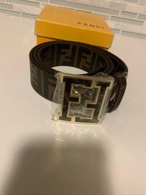 Brand New Mens Fendi Belt for Sale in Lombard, IL