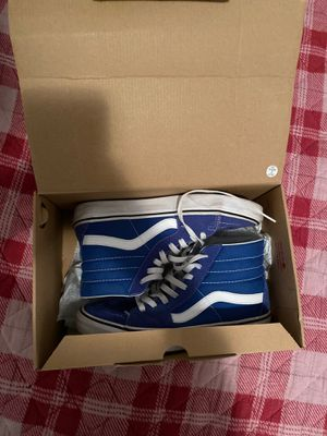 All blue vans, size 8 for Sale in Coral Gables, FL