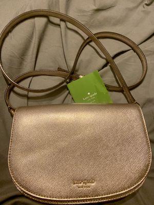 Kate spade metallic purse for Sale in San Luis, AZ