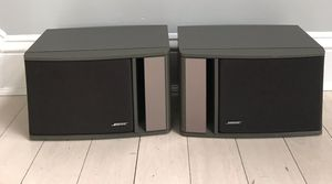 Pair of Bose Bookshelf Model 141 Speakers for Sale in Blackstone, MA