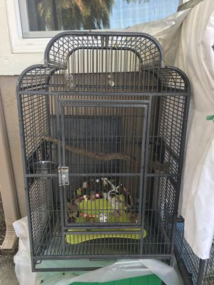 Medium Bird Cage for Sale for Sale in Fairfield, CA