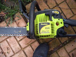 Chain saw for Sale in Wichita, KS