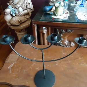 Metal Candle Holder for Sale in Woodbridge Township, NJ