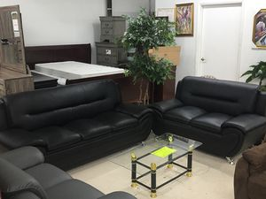 $399 sofa love coffee and 2 end tables with 2 lamps for Sale in Takoma Park, MD
