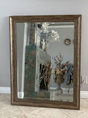 """45""""x35"""" mirror. Simple and beautiful for Sale in Laguna Niguel, CA"""