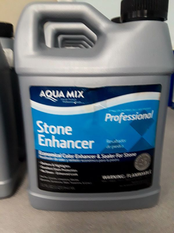 Aqua Mix Stone Enhancer & Sealer for Sale in Chesapeake, VA - OfferUp