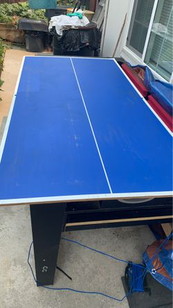 reversable pool table/air hockey table for Sale in Union City,  CA