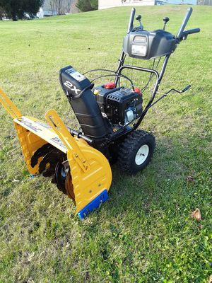 Cub Cadet 2X model snowblower's for Sale in Lewisburg, PA