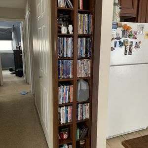 DVD/CD Tower - IKEA for Sale in Hoffman Estates, IL