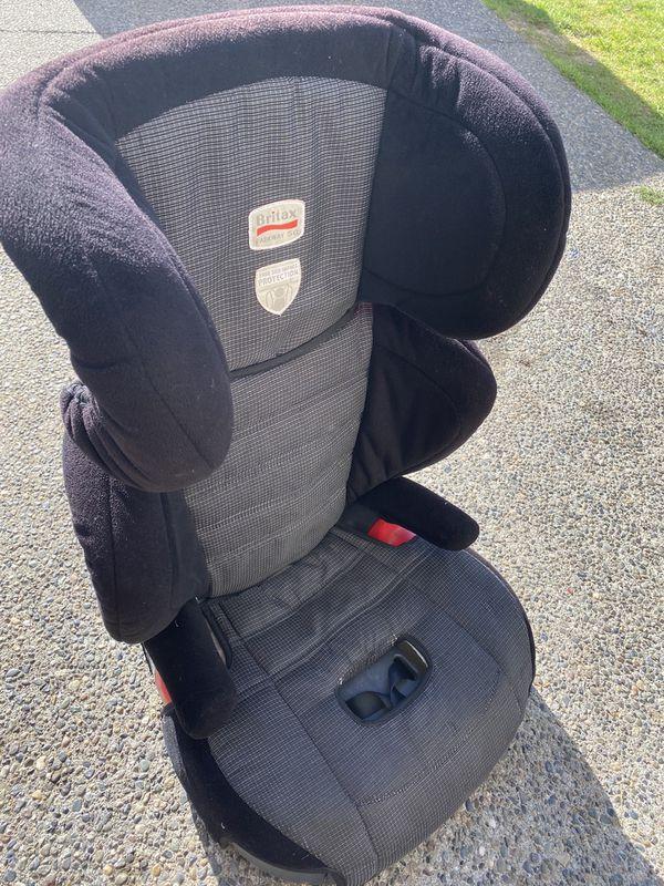 BRITAX booster car seat