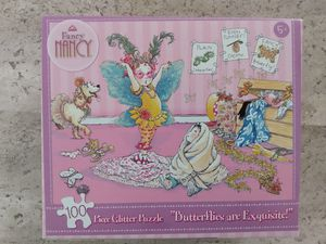 Fancy Nancy 100 piece puzzle for Sale in Rockville, MD