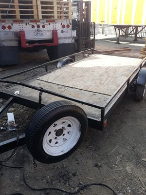 Utility trailer 10 x 5 for Sale in Los Angeles, CA