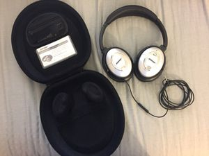 Bose QC 15 for Sale in Ellicott City, MD