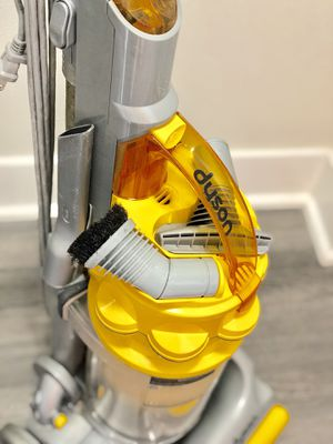 Dyson DC14 All-Floors Cyclone Upright Vacuum Cleaner w/ telescope reach. Used, has all attachments and runs prefect Features & details All-floors up for Sale in Plantation, FL