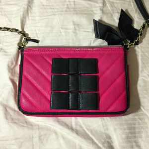 Betsey Johnson leather crossbody bag for Sale in Henderson, NV