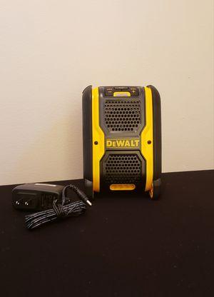 New Dewalt Bluetooth Speaker Dewalt 20v -12 V FIRM PRICE for Sale in Woodbridge, VA