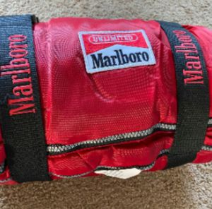 Marlboro ventage sleeping bag for Sale in Sunbury, OH