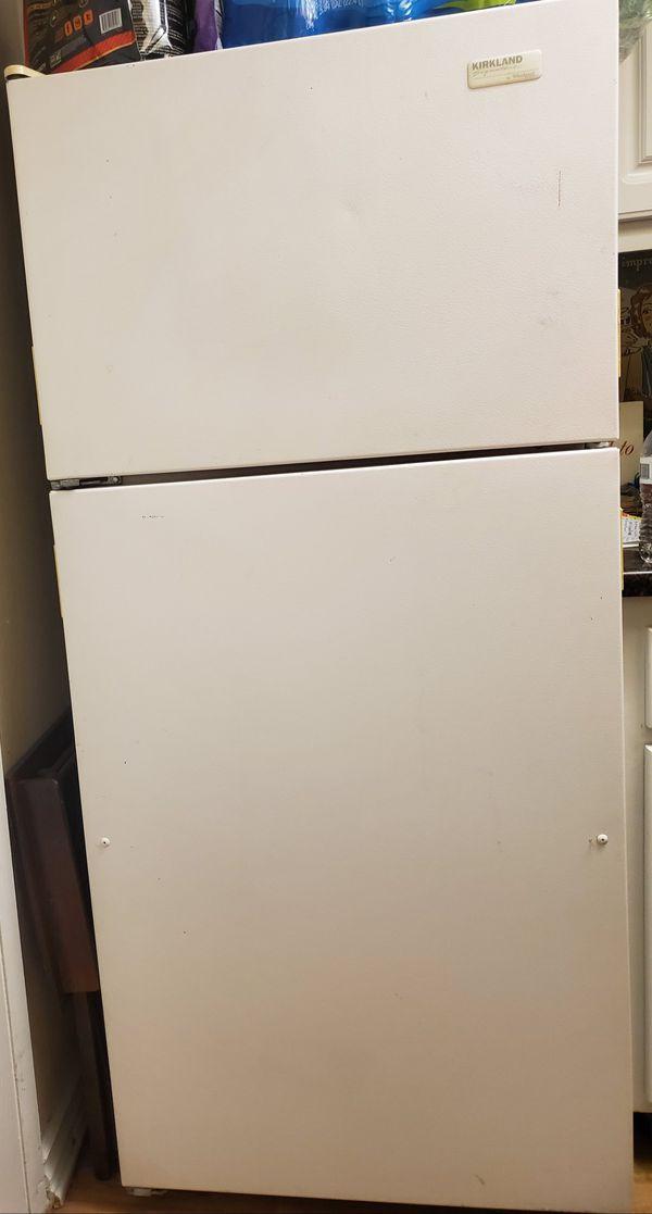Kirkland refrigerator