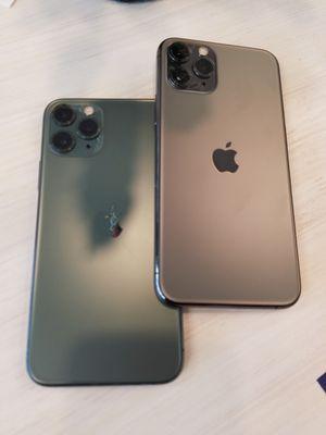 Apple iPhone 11 Pro Max Unlocked 256GB for Sale in Renton, WA