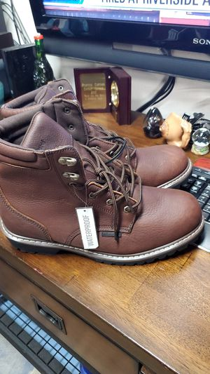 New leather DieHard work boots size 13 for Sale in Lake View Terrace, CA