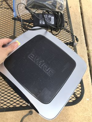 AT&T 2Wire 3600HGV Wireless Modem DSL Router Wifi Gateway With AC Adapter for Sale in Stafford, TX
