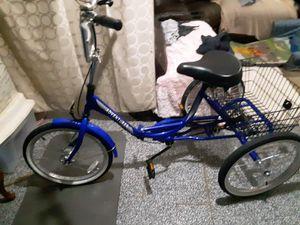 Adventurer 3 wheel foldable bike for Sale in NW PRT RCHY, FL