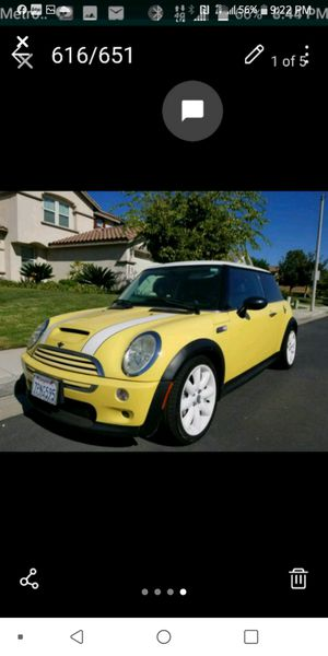 SUPERCHARGED MINI COOPER S HATCHBACK for Sale in Highland, CA