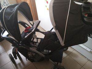 BabyTrend Double Stroller sit and stand for Sale in The Bronx, NY