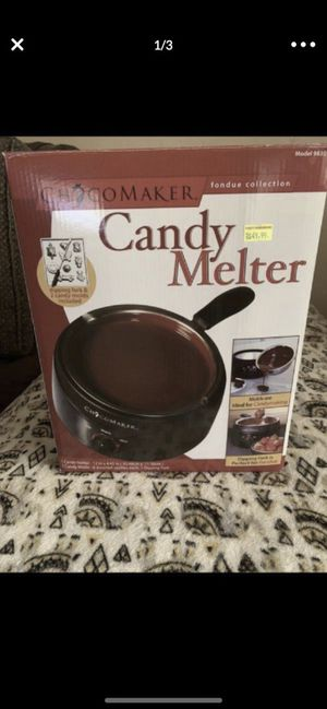 Candy 🍭 melter for Sale in San Bernardino, CA