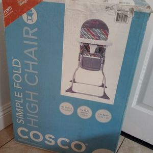 Cosco High Chair for Sale in Fontana, CA