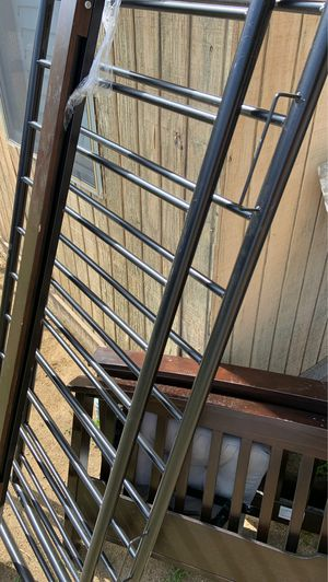 Futon frame without mattress for Sale in San Dimas, CA