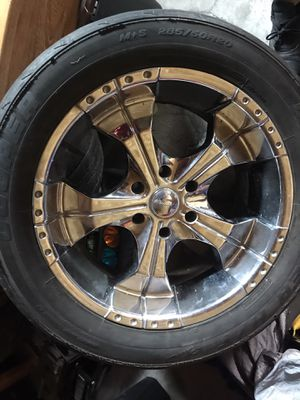 6 lug Chevy wheels for Sale in Lincoln, NE