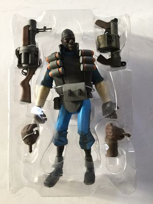 Neca Team Fortress 2 Demo Man Figure for Sale in San Diego, CA