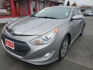 2013 Hyundai Sonata Hybrid for Sale in Lynnwood, WA