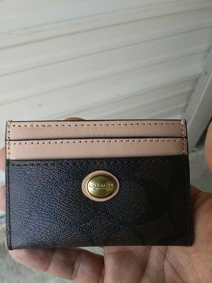 Woman's Coach wallet for Sale in Nashville, TN