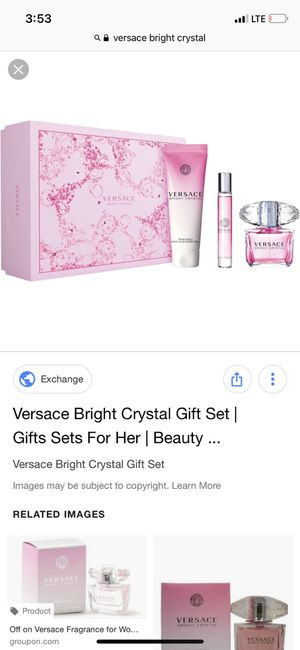 Versace bright crystal for Sale in Modesto, CA