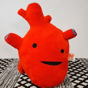 "✅ I Heart Guts Plush - I Got The Beat! - 10"" HEART PLUSH for Sale in San Antonio, TX"