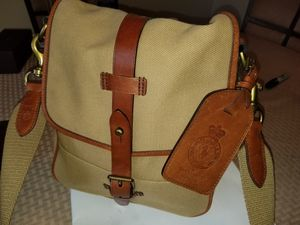 Polo Ralph Lauren Men's shoulder bag (European Style) for Sale in Alexandria, VA