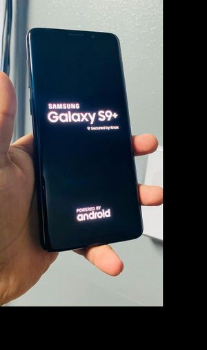 Samsung Galaxy S9 Plus Unlocked (finance for $40 down, no credit needed) $279 for Sale in Carrollton, TX