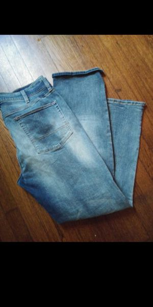 Arizona 360 Flex Mens Straight Leg Jeans 38x30 for Sale in Houston, TX