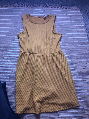 Yellow Skater Dress LG for Sale in Salt Lake City, UT