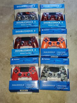 Ps4 Controllers 50.00 A Piece for Sale in Germantown,  MD