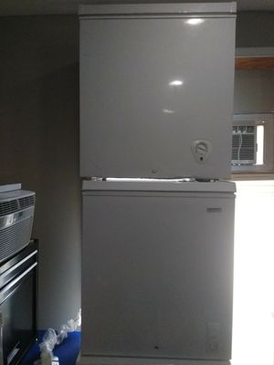 Small chest freezers for Sale in Baltimore, MD