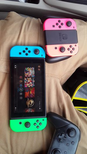 Nintendo switch only 120 for Sale in San Antonio, TX