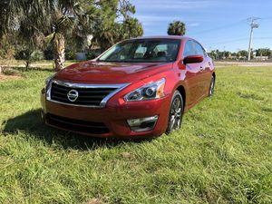 2015 Nissan Altima 2.5 S Sedan 4D for Sale in Fort Myers, FL