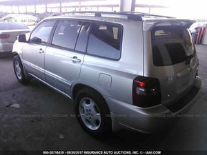2005 Toyota Highlander for parts for Sale in Phoenix, AZ