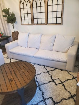 Utopia Sofa and large chair living spaces for Sale in San Bernardino, CA